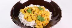 Clinton Kelly's Cashew Chicken Curry Recipe | The Chew - ABC.com
