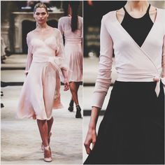 I put together an inspo album of ballet looks (some literal, some inspired) because i've always found the style of dancers to be very aesthetic,. Look Fashion, Trendy Fashion, Korean Fashion, Fashion Outfits, Gothic Fashion, Retro Fashion, Fashion Trends, Ballet Inspired Fashion, Ballet Fashion