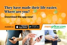 #DownloadTheApp and enjoy the offers.Get Rs.200 on download..HURRY!!!! bit.ly/Delhi_Gurgaon #Meragrocer Online Supermarket, App Store Google Play, Health Tips, Recipes, Life, Recipies, Ripped Recipes, Cooking Recipes, Healthy Lifestyle Tips