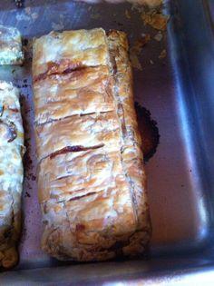 Ham&cheese pie