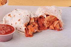 The All Meat Burrito: Juanita's Drive-In, Pomona, CA | 21 Magical Burritos Across America That You Need To Try