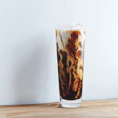 Wow...this should knock whatever you have in the dirt!  A delicious mix of caffeine, dessert, and danger.