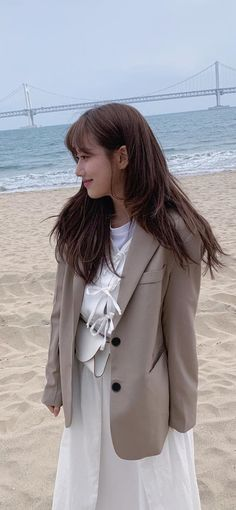 Fashion Tag, Daily Fashion, Girl Fashion, Fashion Outfits, South Korean Girls, Korean Girl Groups, Teen Web, Poses, Korean Actresses