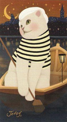 Jetoy Kittenz - Romantic Card 016