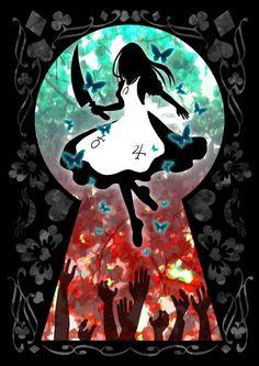 we-love-wonderland:Go to Wonderland By kotokoto