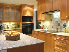kitchen designs photo gallery | Make groups to categorize your kitchen accessories