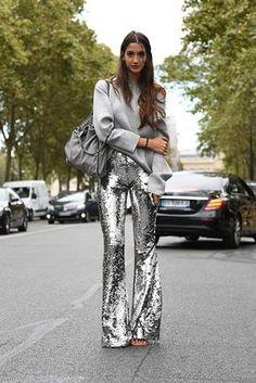 Sara Rosetto at Paris Fashion Week Spring 2017