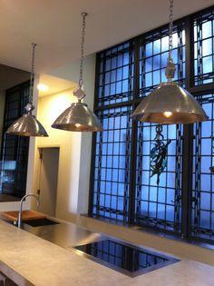 roundhouse kitchen lighting