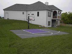 8 Sport Court Ideas Sport Court Backyard Sports Backyard Court