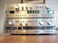 Philips 22AH799 + 22AH708 * by Vintage Collection, via Flickr