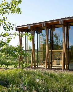 Washington Fruit & Produce Company Headquarters | Yakima, Washington, USA | Berger Partnership #landscapearchitecture #washington #USA #berger #green #landscape #wetland #nature #diversity #biodiversity #office #headquarters