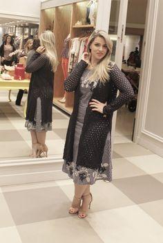 Anne Baros veste Maria Filó - look inverno - outfit