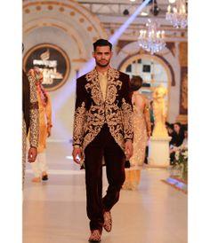 Arsalan Iqbal at Pantene Bridal Couture Week 2013