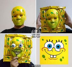 This Guy Creates Low Cost Cosplay and The Results Are Hilarious Bad Cosplay, Cheap Cosplay, Funny Cosplay, Best Memes, Funny Memes, Hilarious, Best Cosplay Ever, Cute Anime Wallpaper, You Had One Job