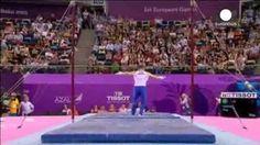 Rusia manda en los Juegos Europeos