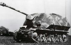 7.5cm Pak-40 auf Fahrgestell Panzerkampfwagen 38H (f) Всего этих САУ было построено 60 штук.