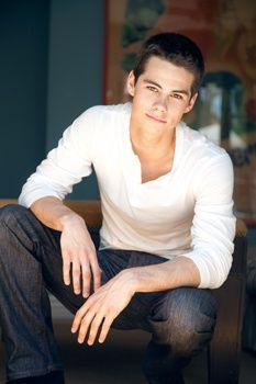 a young Dylan O Brien lol easy-on-the-eyes