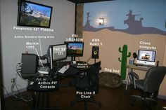Inside famous #editing suites and tips on building your own!