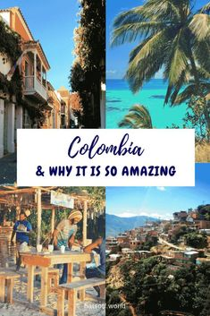 The ultimate guide to Colombia – the magical South American beauty – Travel Trip To Colombia, Visit Colombia, Colombia Travel, Backpacking South America, Backpacking Europe, South America Travel, Europe Packing, Traveling Europe, Packing Lists
