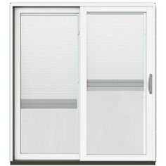 5u0027 French Patio Doors With Blinds | Decor U0026 More | Pinterest | French Patio,  Patios And Doors