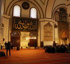 Ulu Mosque, Bursa, Turkey