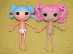 Loli Dolly Big Sister Nude Pattern por QuirkyArtistLoft en Etsy
