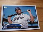 2012 Topps Series 2 Base Card #376 CARLOS QUENTIN