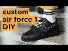 As 26 melhores imagens em customize air force 1
