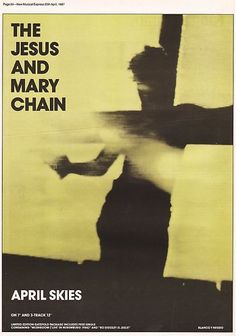 The Jesus and Mary Chain: April Skies