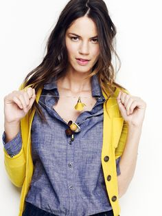 necklaces. Madewell