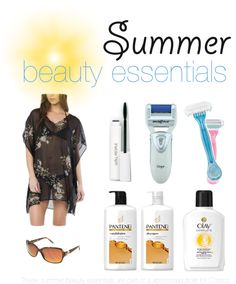 Summer Beauty Essentials - When summer hits, all of a sudden our skin is dry, cracked, and lacking moisture, and our hair needs added protection from the sun.Not to worry… with just the right items, you'll feel ready for a fabulous summer. Sponsored.