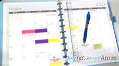 2014 Printable Planner (and a whole lot more!) - Sweet Anne Handcrafted Designs