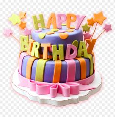 Happy Birthday Brother Cake, Happy Birthday Cake Photo, Happy Birthday Cake Topper, Happy Birthday Fun, Colorful Birthday, Happy Birthday Picture Messages, Cute Happy Birthday Images, Happy Birthday Wishes Images, Latest Birthday Cake