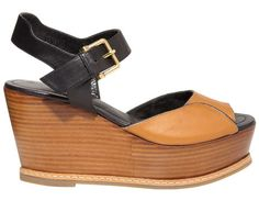 50s: Derek Lam wedge - Fabulous at Every Age: Resort Chic