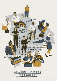 Harry Tennant | Illustrators | Central Illustration Agency