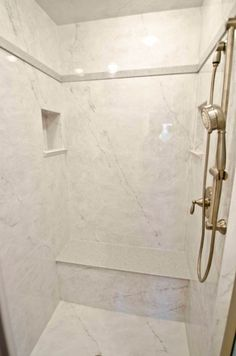2013 Realistic Marble & Cultured Granite Shower More