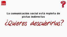 """Vídeo de """"El Juego de las Pistas"""" que tiene como finalidad mejorar la #comunicación social de #niños y adolescentes."""