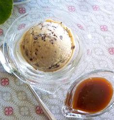 For Love of the Table: Roasted Banana & Chocolate Flake Ice Cream with Sa...