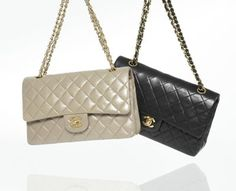 Classic Chanel Bags - I don't know if I will ever own one, but I love them.