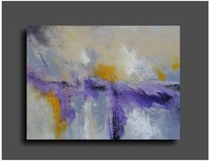 Abstract Expressionism  Impasto Pallet by skyetaylorgalleries, $385.00