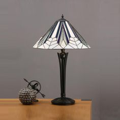 Interiors 1900 63939 Astoria Medium Table Lamp