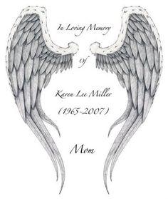 Angel Wings With Halo Tattoo Tattoos Tattoos Angel Tattoo