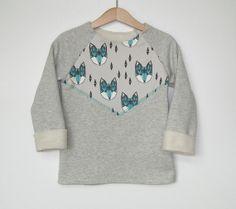 Girls boys sweatshirt Unisex long sleeve top Toodler door yellOkids, $32.00 Fashion Kids, Toddler Fashion, Winter Warmers, Couture, Baby Wearing, Kids Wear, Summer Days, Boy Outfits, Repeat