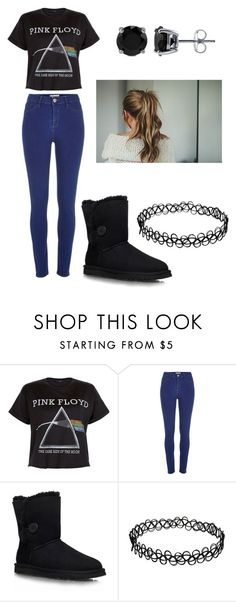 """Change My Mind"" by forever-young114 ❤ liked on Polyvore featuring moda, Floyd, River Island, UGG Australia, BERRICLE, women's clothing, women, female, woman y misses"