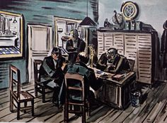 Masereel Stefan Zweig, Van Gogh, Darkness, Watercolor Paintings, Illustration Art, Drawings, Google, Design, Flooring