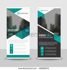 Geometric Flyer Template Psd  Design    Flyer Template