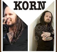 My man Jonathan Davis, Korn, Great Bands, Singer, Singers