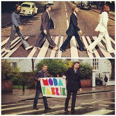 Londra'ya gidip Abbey Road'da resim çektirmemek olmazwww.modafabrik.com #modafabrik #england #scotland #northireland #wales #welsh#british #english #scottish #irish #london #cardiff #dublin #manchester #liverpool #gb #glasgow #queen #tagsforshare #prince #birmingham #chelsea #manu #abbeyroad #beatles #bayrakritueli