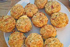 Kartoffel-Muffins mit Schinken (Rezept mit Bild) von Wagerla   Chefkoch.de
