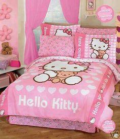 Hello Kitty bedroom design